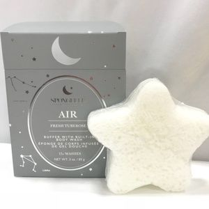 Spongelle Zodiac Air Body Wash Infused Buffer